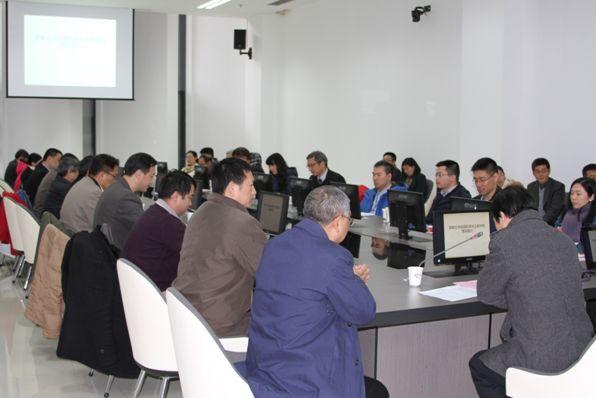 香港IT界专家学生湖南访问团考察国家超算长沙中心图文